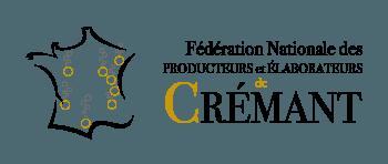 Logo Fédération Nationale des Producteurs et Élaborateurs de CRÉMANT